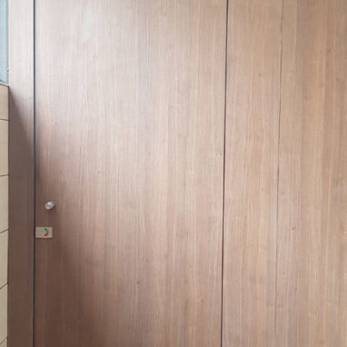 Hotel Lobby Wardrobes Ledges Woodworks WC Cubicles 1