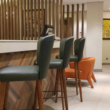 Hotel Lobby Wardrobes Ledges Woodworks WC Cubicles 11
