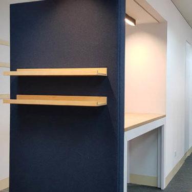 McKinzey Company interior design wood work 10