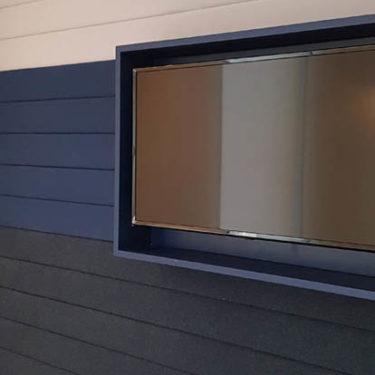 McKinzey Company interior design wood work 12