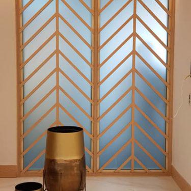 McKinzey Company interior design wood work 2