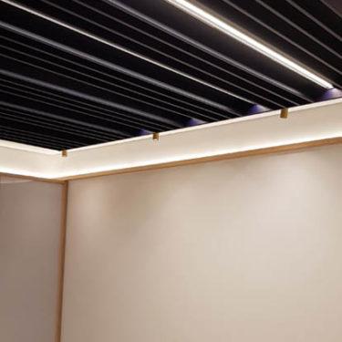 McKinzey Company interior design wood work 3