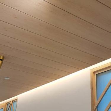McKinzey Company interior design wood work 6