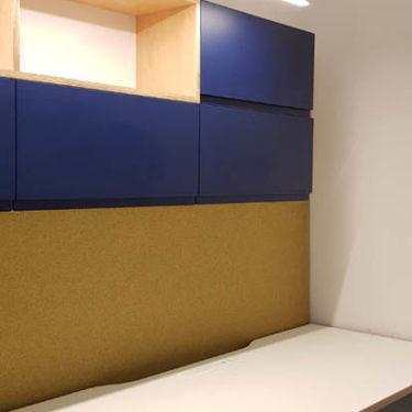 McKinzey Company interior design wood work 7