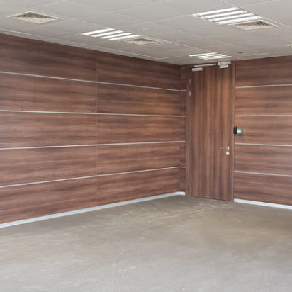 Wall Cladding Doors Corporate Offices 11