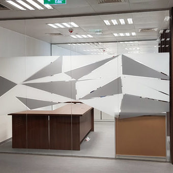 Wall Cladding Doors Corporate Offices 13
