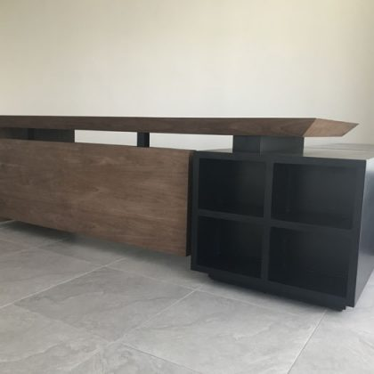 corporate desk wook manufacturing design installation nigeria 5