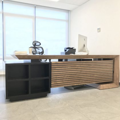 corporate desk wook manufacturing design installation nigeria 8