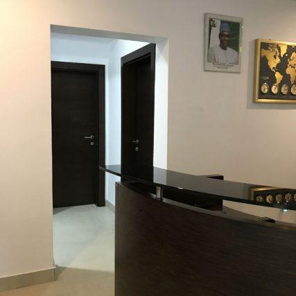 villa group wood design luxury nigeria lagos corporate table meeting room 1