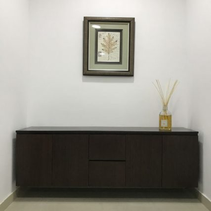 villa group wood design luxury nigeria lagos corporate table meeting room 7